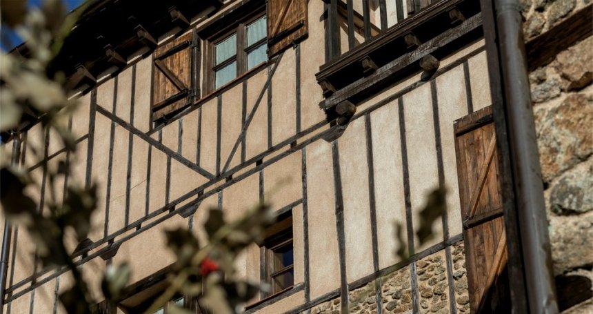 hotel casa rural balcon del pueblo la covatilla holla canadelario sierra de bejar salamanca inicio web 3