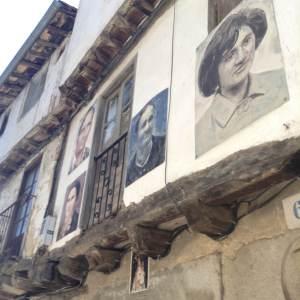 El Balcón del pueblo- Mogarraz