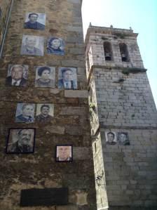Mogarraz- Casa rural el balcon del pueblo