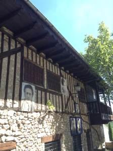 Mogarraz- El Balcon del pueblo