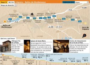 baños de Montemayor- Caparra